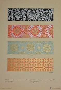 View album on Yandex. Yolo, Textures Patterns, Print Patterns, Helen Williams, Ornaments Design, Old Art, Fabric Wallpaper, Graphic Design Illustration, Pattern Art