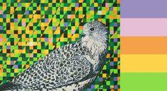 Sairah Ali's Acrylic Animal Paintings