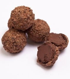Cedarwood and Cassia bark Truffles.  Cassia bark, often referred to as Chinese cinnamon, is more robust in flavour than the cinnamon sticks we are used to. This makes the spice ideal for imparting bags of flavour into chocolates, as Paul A. Young does here in this cassia truffle recipe.