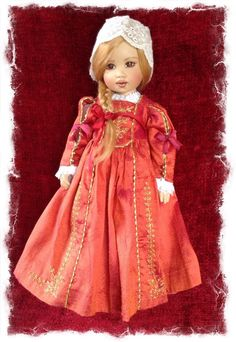 Cecily, The Renaissance Girls LE 47/75 by Helen Kish - Hand Painted #Kish