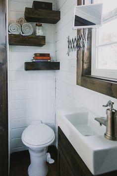 Nice Peek Inside The Worldu0027s Smallest Luxury Home By Tiny Heirloom