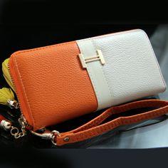 New Arrival Fashion Women Wristlet Wallets Zipper Handbag Purses Long Portfolio Female Ladies Wallet Purses Designer Brands Bags www.bernysjewels.com #bernysjewels #jewels #jewelry #nice #bags