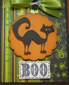 Scrappin' With Kimmy: Halloween Blog Hop