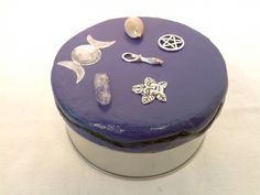 Triple Moon Keepsake Tin. Starting at $15 on http://tophatter.com/saturday-night-majick-auction TONIGHT at 7pm PDT 10pm EDT
