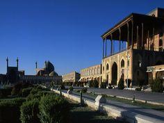 Aliqapo Isfahan Iran