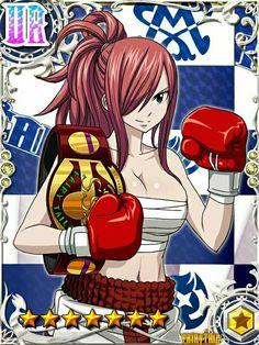 イラスト 女子 ボクシング