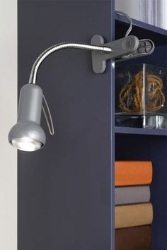 Настольная лампа на прищепке | Купить в интернет-магазине Lampa