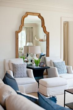 Pawleys Island Posh: Thoughts on Blue & White : Love It or Leave It