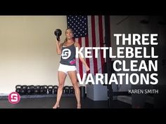 Unlock The Power of The Kettlebell Clean - Girls Gone Strong Kettlebell Clean, Sandbag Workout, Girls Gone Strong, Karen Smith, Precision Nutrition, Kettlebells, Exercise, Fitness, Youtube