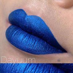 "Our Liquid Lipstick ""Dayuum"" Metallic..... Dupe for ABH ""Paint"" #jdglowcosmetics #jdglow #liquidtomatte #liquidtomattelipstick #liquidlipstick #metalliclips"