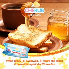 20 minutes to work wonders in the body! Cherub Baby, Baby Care, Honey, Food, Essen, Meals, Yemek, Eten, Newborn Care