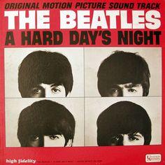 Kurt Adler The Beatles Hard Day's Night Album Cover Glass Decorative Christmas Ornament Beatles Album Covers, Beatles Albums, Rock Album Covers, Classic Album Covers, Music Album Covers, John Beatles, Beatles Bible, Lp Cover, Beatles Party