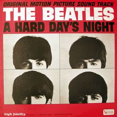 """The Beatles 1964 """"A Hard Day's Night"""" soundtrack on United Artists records also featured music by George Martin (""""Ringo's Theme,"""" the charting jazzy orchestral """"A Hard Day's Night"""")."""