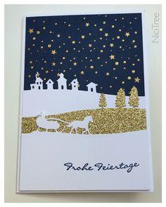 Stampin Up! Christmas Card