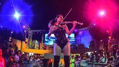 International Club Violinist | Caitlin DeVille
