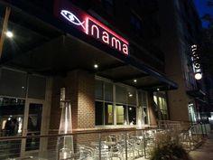 Nama Sushi on Elliston Place in Nashville. #nashville #sushi