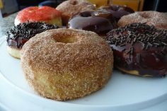 Baked Donuts - Healthy Lunch Recipes Blog