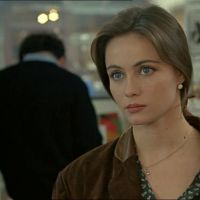french actress emmanuelle beart one of the most beautiful
