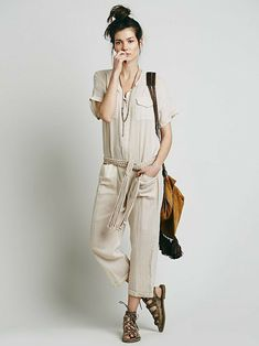 59618b03bde0 4216 New Free People Natural Endless Summer Reminds Me Of You Romper  Jumpsuit S  fashion