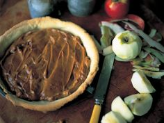 Toffee Apple Pie - I think I found a new Thanksgiving pie...