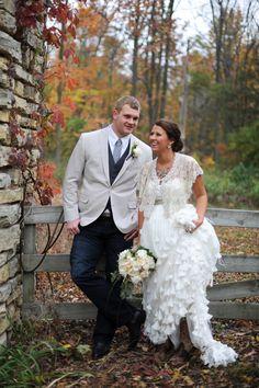 Rustic Vintage Wedding Ideas | Heart Love Weddings