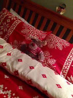 Scandinavian Christmas Bedding