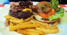 Las 10 mejores hamburguesas de Madrid | DolceCity.com