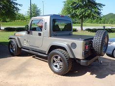 Jeep TJ by Dave* Seven - One, via Flickr