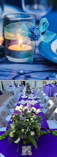 Entrust the planning of your wedding to Gerald. As a full-service wedding planner, he can provide suggestions for possible wedding decoration, entertainment, food and other details.