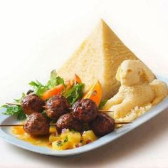 Ancient Egyptian Dinner Food Recipes