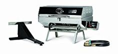 Top 20 Best Gas Grills – Buyer's Guide & Reviews: Camco 57305 Olympian 5500 Stainless Steel Portable Grill