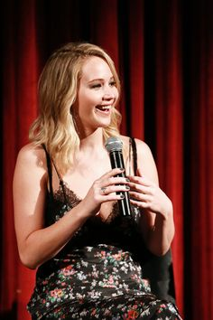 Jennifer Lawrence attends an official Academy screening of mother! hosted by The Academy of Motion Picture Arts & Sciences on September 21, 2017 in New York City.