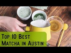 Top 10 Best Places for Matcha in Austin, Texas by Enzo Matcha httP://yo.urenzo.com or on amazon http://www.amazon.com/MATCHA-Green-Tea-Powder-Antioxidants/Dp/B00nyyvwfq