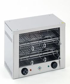 Toaster, MAYWAY, TO-960 H inkl. 6 Toastzangen, Timer 0-15 min. Anschlussw.: 230 V / 3 kW Abm.: 48 x 25 x 40 cm (BxTxH) Toaster, Oven, Pizza, Kitchen Appliances, Cooking Ware, Home Appliances, Toasters, Kitchen Gadgets, Sandwich Toaster