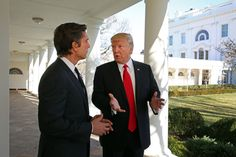 In a highly-publicized one-on-one interview with ABC News anchor David Muir on Wednesday, President Donald Trump took the media to task for their collective fai