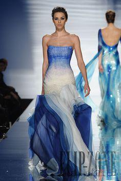 Rami Al-Ali Spring-summer 2011 - Couture ~~ombre.sequins.rrfls~~