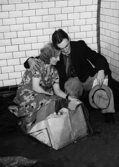 When the Blitz forced Londoners underground, human spirit triumphed