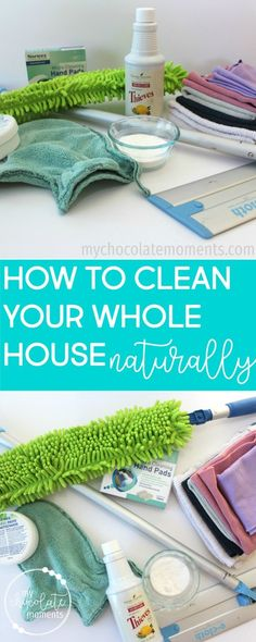 how to clean your wh