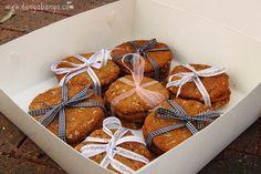 Bake Sale Idea: Wholemeal Anzac Biscuits! ~ Danya Banya