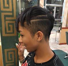 Fun cut via @salonchristol - https://blackhairinformation.com/hairstyle-gallery/fun-cut-via-salonchristol/