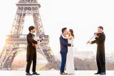 How to Propose to a Girl—Eiffel Tower Surprise Proposal