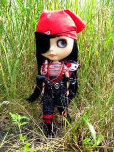 pirate blythe doll