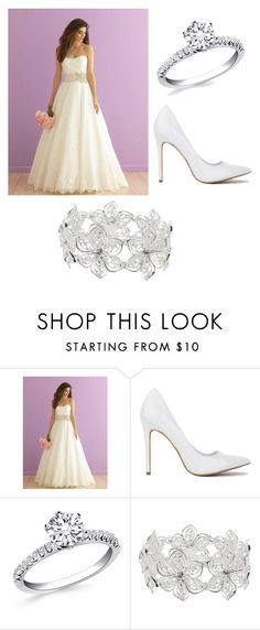"""Wedding day"" by mohima2105 ❤ liked on Polyvore featuring M&Co"