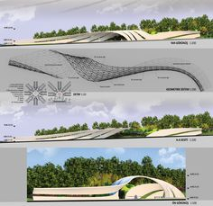 designcoding | Parametric Entrance with definition