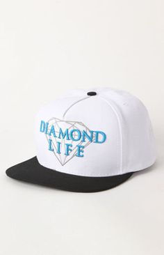 Diamond Supply Co Diamond Life Snapback Hat at PacSun.com Dallas Cowboys  Hats 995e5b2468