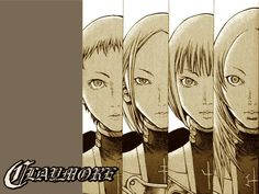 Claymore-Deneve-Helen-Clare-and-Miria-claymore