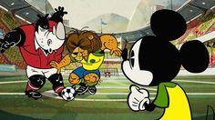 """Disney lança o curta """"O Futebol Clássico"""" com Mickey Mouse http://cinemabh.com/curtas/disney-lanca-o-curta-o-futebol-classico-com-mickey-mouse"""