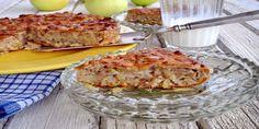 Рецепт этого яблочного пирога я привезла из Франции. Он на столько нежный, что просто тает во рту. Класс!
