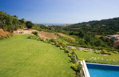 Villa for sale in La Zagaleta, Benahavis. Beautifully designed villa by renowned local architects, in exclusive La Zagaleta Estate. Golf Courses, Villa, Sea, The Ocean, Ocean, Fork, Villas