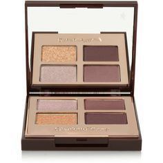 Charlotte Tilbury Luxury Palette Colour Coded Eye Shadow - The Vintage... ($53) ❤ liked on Polyvore featuring beauty products, makeup, eye makeup, eyeshadow, beauty, cosmetics, eyes and palette eyeshadow